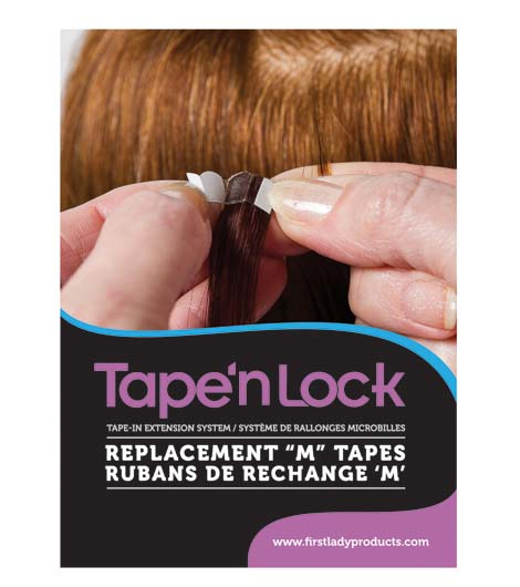 Tapen lock m replacement tapes hair affair professional tapen lock m replacement tapes pmusecretfo Choice Image