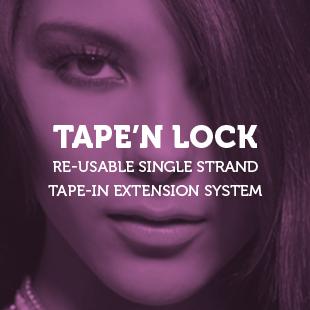 Tape n Lock